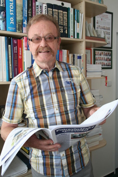 Ing. František Kruntorád, CSc.,  Vydavatelství potravinářských periodik AGRAL s.r.o.