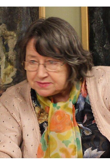 Eva Střížovská, šéfredaktorka časopisu Český dialog - časopis pro Čechy v zahraničí